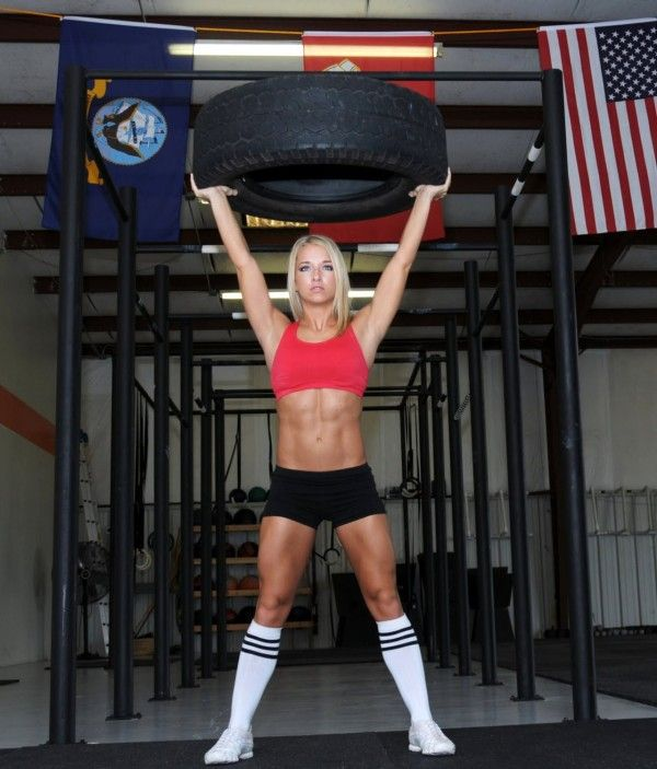 8 THINGS YOU PROBABLY DIDN'T KNOW ABOUT CROSSFIT | health ...