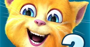 Free Download Talking Ginger 2 Game Apps For Laptop Pc Desktop Windows 7 8 10 Mac Os X