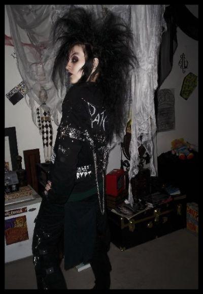 178 best Deathrock And Batcave. images on Pinterest ...  178 best Deathr...