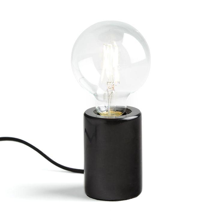 Lampe à poser en marbre Naya