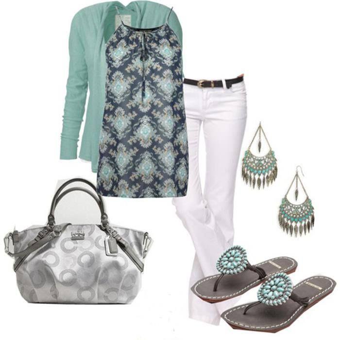 Dá  pra fazer com a blusinha verde/azul de lã