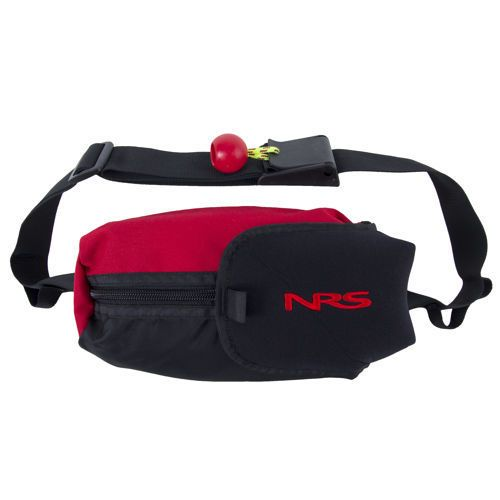 Conveniently worn around your waist, the Guardian Waist Throw Bag is always at your fingertips, whether you're in your boat or scouting a rapid. Buy online at Big Water.