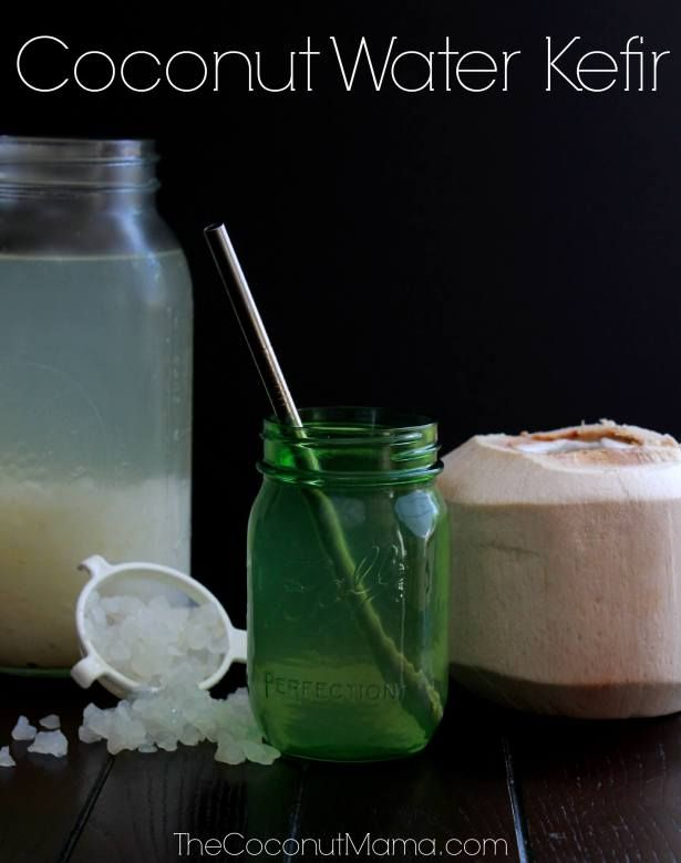 Coconut Water Kefir is an immune boosting fermented beverage that helps to build good gut health and is full of healthy electrolytes.
