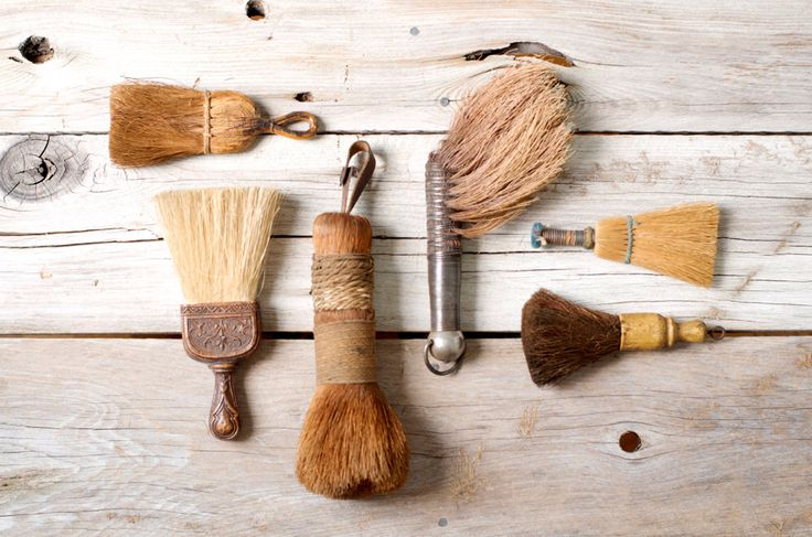 Antique Primitive Rustic Whisk Broom / Brush - Set of 6 by HouseofSeance on Etsy https://www.etsy.com/listing/180570949/antique-primitive-rustic-whisk-broom