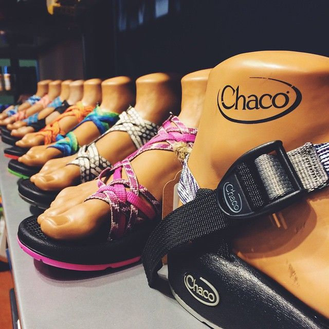 CHACOS ☺️ They.Are.Here. @chacofootwear