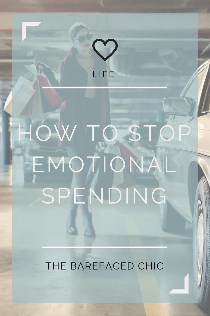 Are you spending for instant emotional gratification? Use these 5 tips to stop emotional spending.