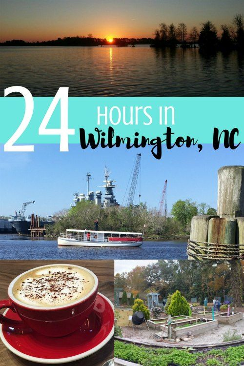 Looking for things to do in Wilmington, NC? Check out this 24 Hours In Wilmington, NC post for restaurants, activities, and more.