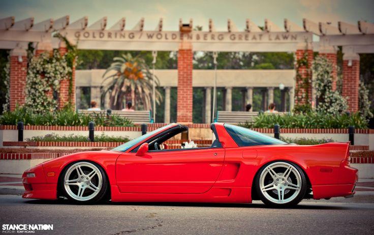 NSX Targa