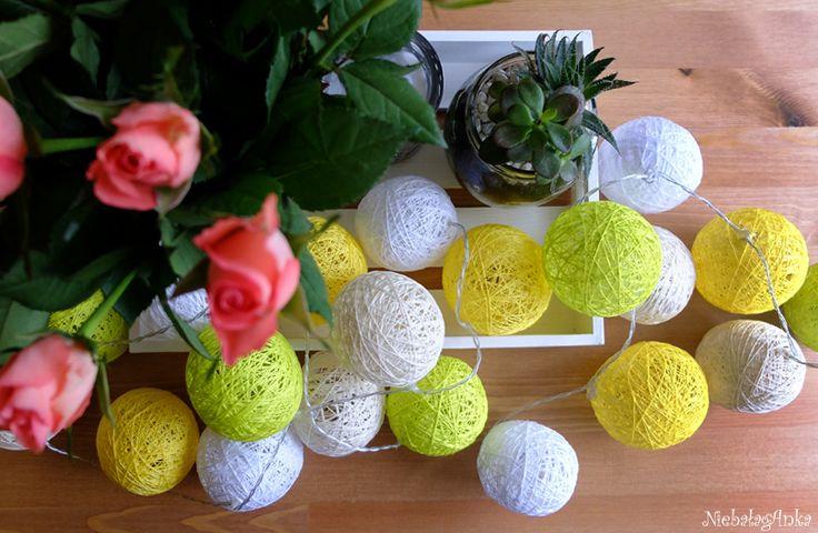 cotton ball lighst