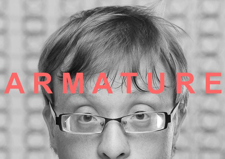 Armature#2 Paste Ups Flyer Photographer: Sam Oster