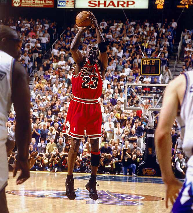 Should I do my dissertation topic on the jump shot mechanics of Jesus Shuttlesworth?