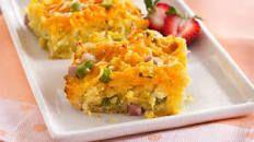 Overnight Ham and Egg Casserole Recipe | Taste of Home