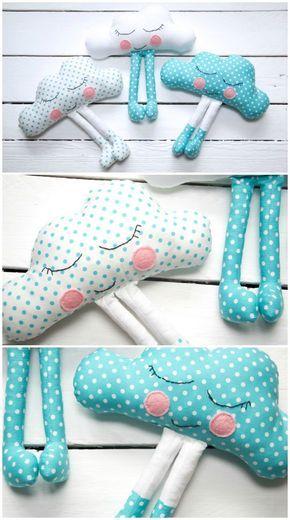 DIY Cloud Baby Free Sewing Pattern & Tutorial