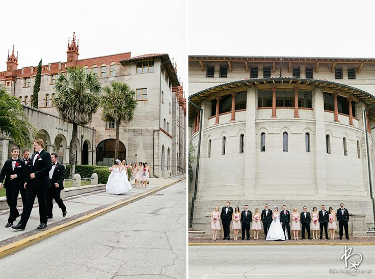 St. Augustine Wedding Photographers, Brooke Images, The White Room, Kristen and Chris