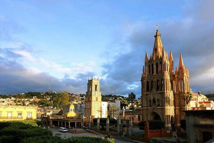San Miguel de Ayende, Guanajuato