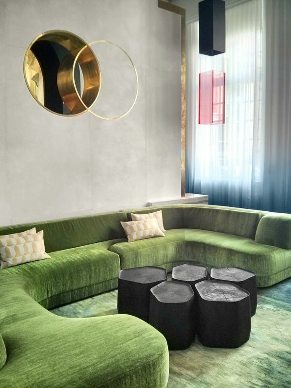 Couchtisch rund – der Hingucker in Ihrem Wohnzimmer