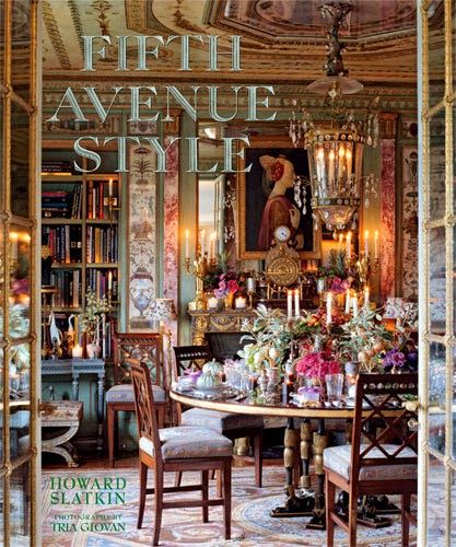 Fifth Avenue Style Interior Design BooksInterior