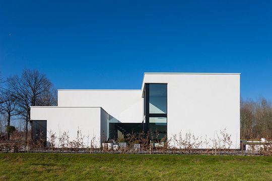 Moderne woning - Architectenbureau Stijn Janssens