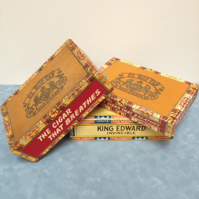 1000 ideas about empty cigar boxes on pinterest cigar for Cardboard cigar box crafts
