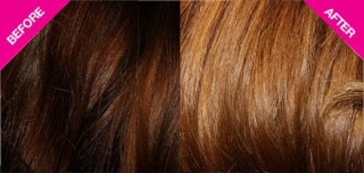 How to Lighten Your Hair Without Bleach Using Household Items #hairtutorial