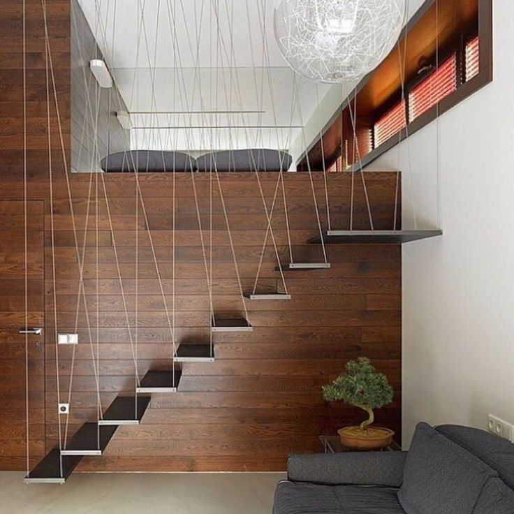 30 best Stylische Treppen images on Pinterest Stairs, Stair - holz treppe design atmos studio