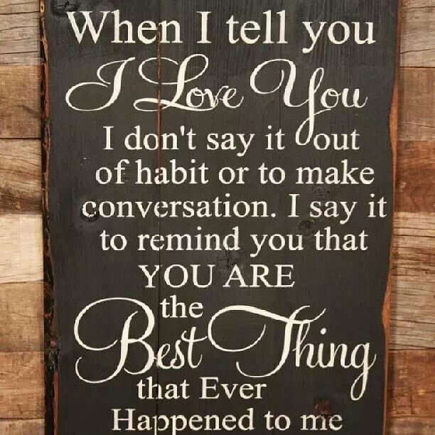 quotes to tell my husband i love him