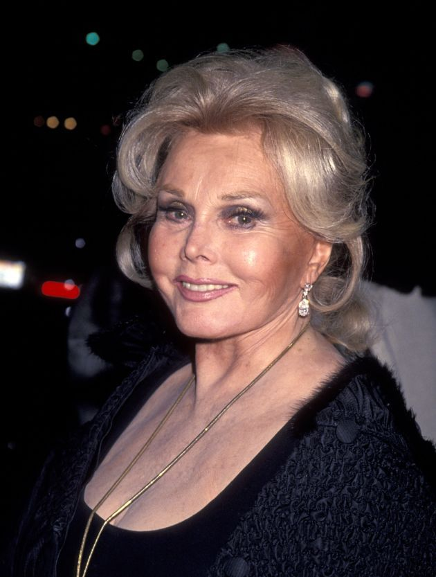 Zsa Zsa Gabor Biography - Facts, Birthday, Life Story - Biography.com