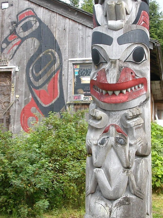 the artistic significance of haida gwai The task was about explaining the artistic significance of the poles of the first nations of haida gwai the poles had to be recent source.
