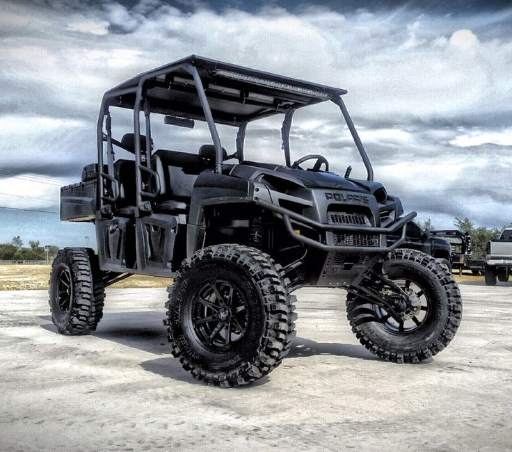 "S3 Power Sports Polaris Ranger Full Size 6"" Lift Kit"