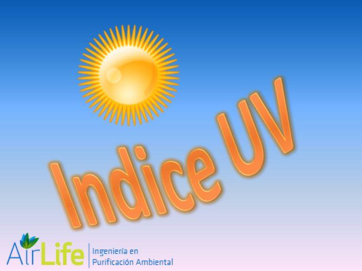 purificación de aire Airlife te dice. ¿qué propósito cumple el índice uv? cumple con el propósito de informar los diversos efectos de una exposición sin protección a la radiación UV: quemaduras, envejecimiento prematuro y cáncer en la piel, así como alteraciones oculares y del sistema inmunitario. http://airlifeservice.com/