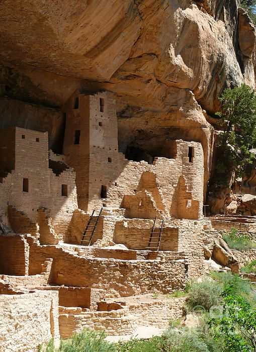Mesa Verde National Park, Colorado; photo by Jeanne Woods