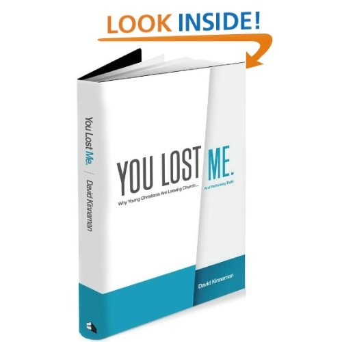 Amazon.com: You Lost Me: Why Young Christians Are Leaving Church...and Rethinking Faith (9780801013140): David Kinnaman: Books