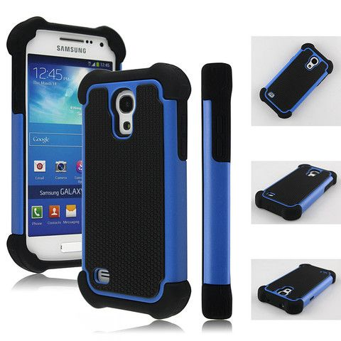 Transform your Samsung Galaxy S4 mini  into a megatron with this rugged triple defender back case from Bracevor. Check out more details now at  goo.gl/TyPmwz