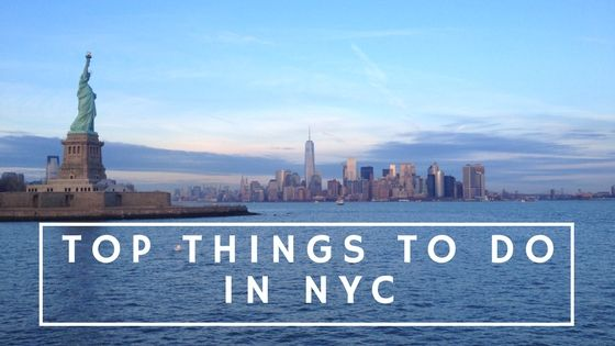 Blog Post: Top Things to Do In NYC  http://www.thegirlswhowander.com/2017/04/02/top-things-to-do-in-nyc/ The Girls Who Wander