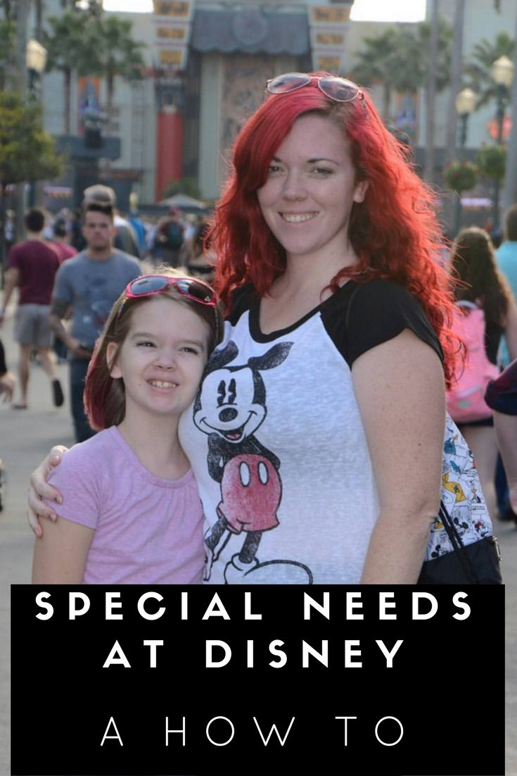 Getting through Walt Disney World when you have special needs in tow can seem daunting and near impossible, at times. Find out here how to make your special day fit to YOUR special needs!