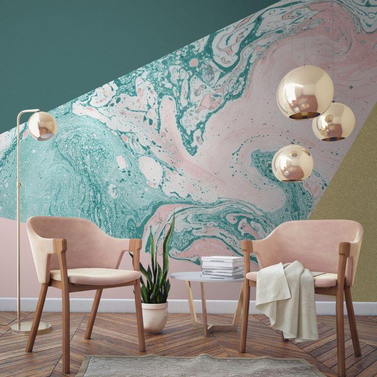 Niepowtarzalne dekoracje ścienne - Wnętrza - Aranżacja i wystrój wnętrz - Dom z pomysłem