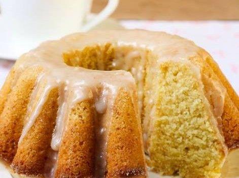 Rum Cake Cupcakes Recipe