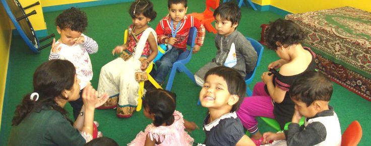 Small Wonderz Play School Indirapuram www.smallwonderzplayschool.com