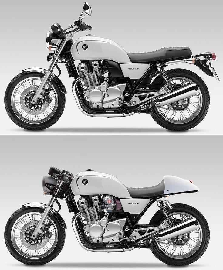 honda cb1100 custom concept   2017 = back to the usa?   honda-pro