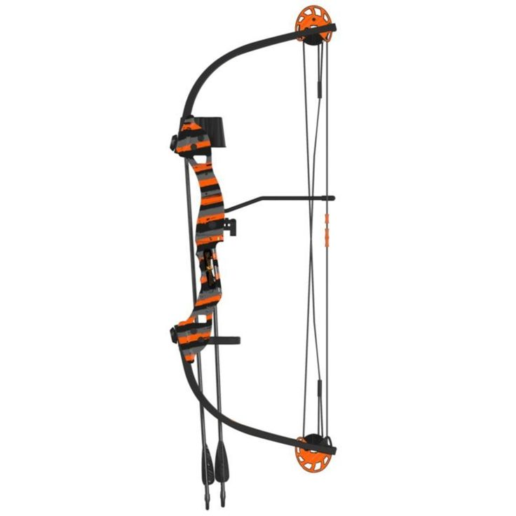 Barnett Tomcat 2 Youth Compound Bow Package