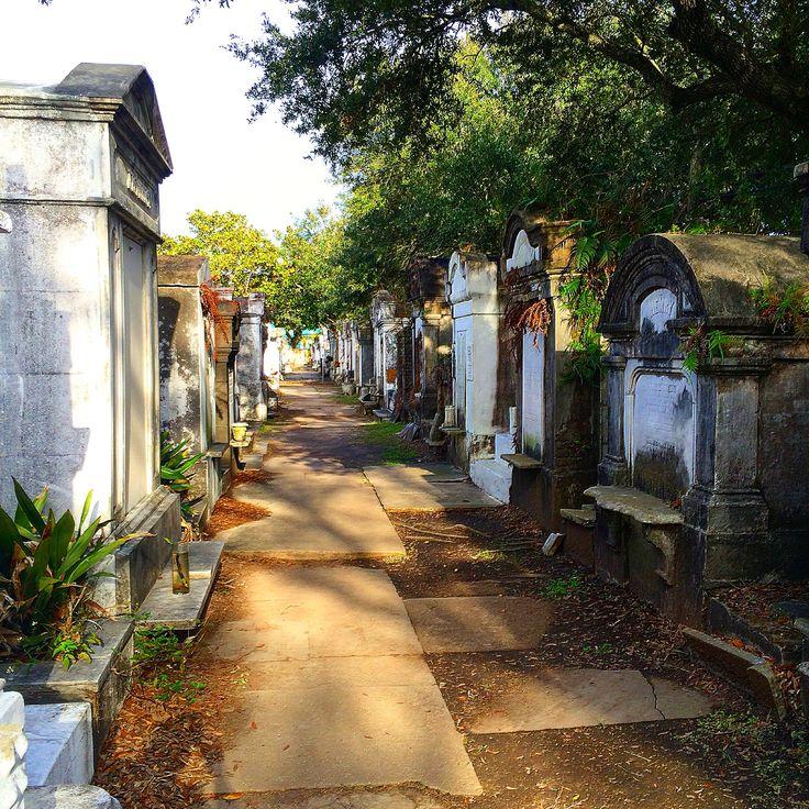 Lafayette Cemetery No.1, New Orleans Louisiana #NOLA