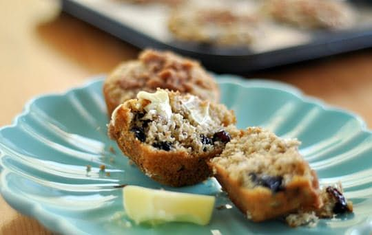 Recipe: Quick and Homey Oatmeal Raisin Muffins