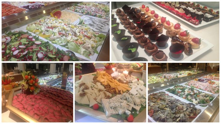 Local or international flavors? Not really a dilemma while savoring our colorful and delicious dinner buffet at Grecian Sands Hotel Cyprus!
