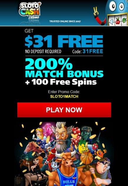 Slotocash 31 Free