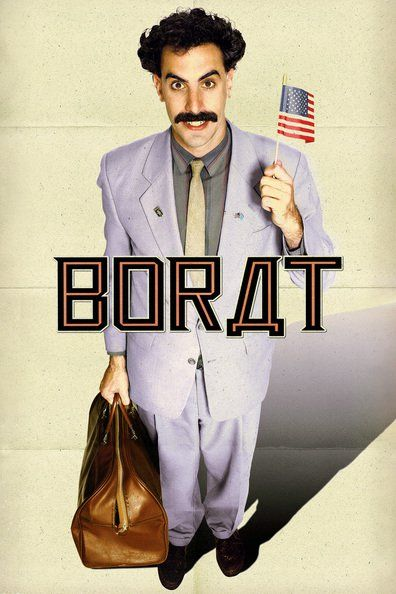 Borat : Leçons culturelles sur l'Amérique au profit glorieuse nation Kazakhstan (2006) Regarder Borat : Leçons culturelles sur l'Amérique au profit glorieuse nation Kazakhstan (2006) en ligne VF et VOSTFR. Synopsis: Borat, reporter k...