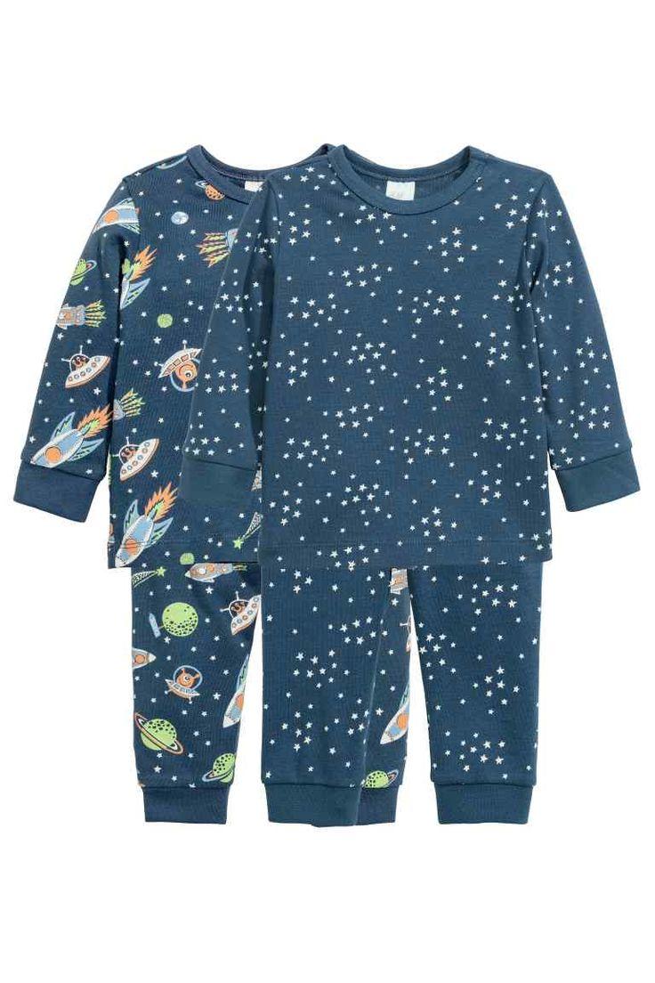 2-pack pyjamas | H&M