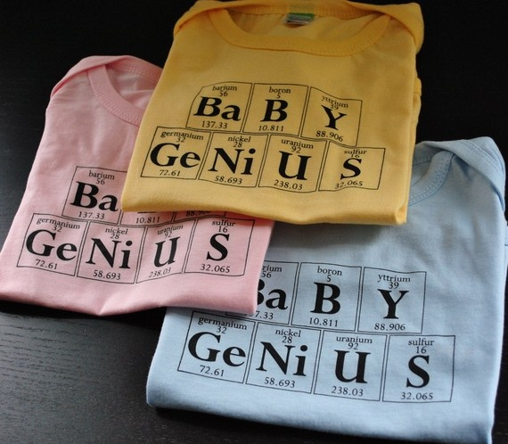 57 best science for babies images on pinterest fabric books baby genius onesie so clever urtaz Images