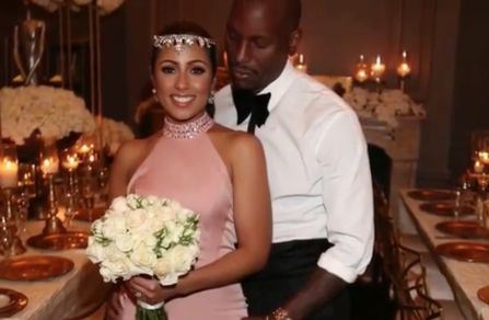 People Are BIG Mad At Tyrese For Not Marrying A Black Woman—But The Gag Is…