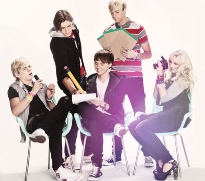 R5 in class  Class stinks but with R5 it RUALS .
