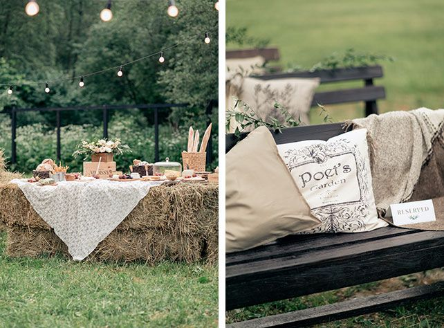 Любовь как кулинарное искусство: свадьба Наташи и Юры